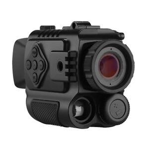 8GB-5X-Digital-Infrared-Night-Vision-Monocular-850NM-Take-Photo-Video-Binocular