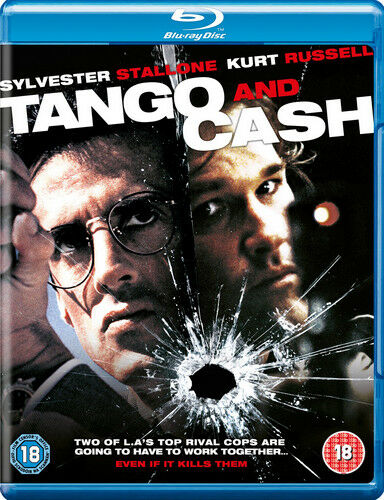 1 of 1 - Tango and Cash Blu-ray (2009) Sylvester Stallone ***NEW***