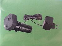TGO Kombi Grillmotor für Batterie und 230V, Grill, Grillzubehör