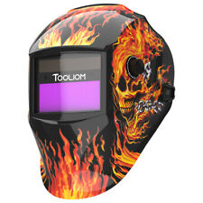 True Color 364x167 View Auto Darkening Welding Helmet For Arc Tig Mig Weld