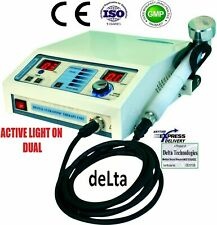 Comfortable Chiropractic New Ultrasound Therapy Machine 1 Mhz Compact Design Yj