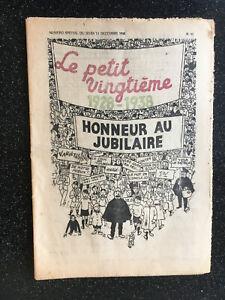 Tintin-Herge-Le-Petit-Vingtieme-du-15-decembre-1938-N49-TTBE