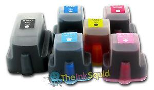 2-Compatible-HP-02-Bk-C-M-Y-LC-LM-US-Versions-Ink-Cartridges-for-HP-Photosmart