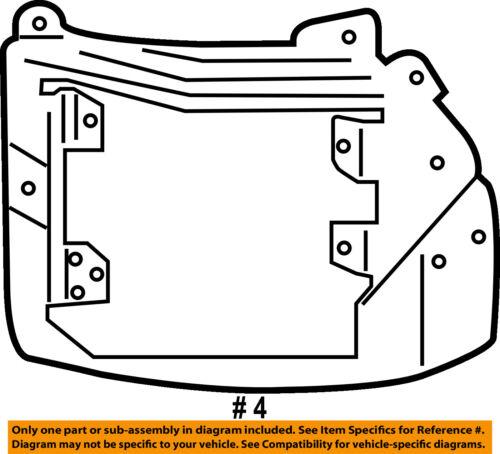 Chevrolet GM OEM 16-18 Silverado 1500 Front Bumper-Outer Bracket Right 84029811