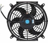 10  Inch High Performance Electric Radiator Cooling Fan Curved Blade