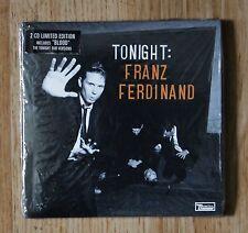 "FRANZ FERDINAND ""Tonight"" Edition limitée 2 CD Digipack (Neuf, sous blister)"