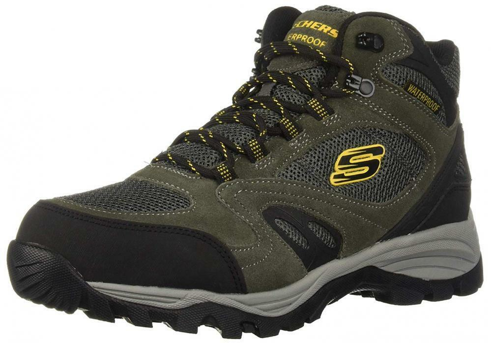 Skechers Men's Rolton -Elero Hiking Boot,