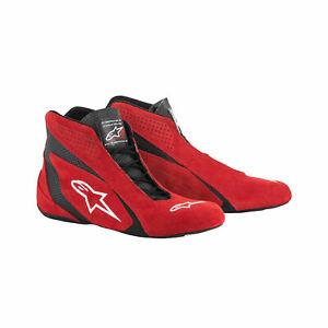 Alpinestars-Fahrerschuh-SP-MY18-Rot-FIA-43-aus-DE
