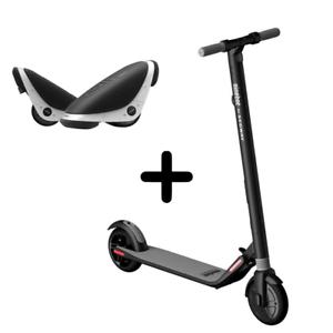 Ninebot-Electric-KickScooter-by-Segway-ES2-amp-Segway-Drift-W1-Bundle