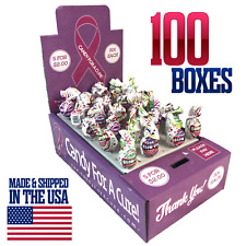 100 New Vending Route Display Honor Boxes Sell Candy Amp Lollipop Donation Charity