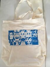 Pokemon Center Japan Time Eeveelution Limited Tote Bag Vaporeon Sylveon Espeon