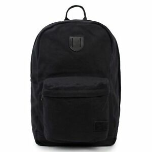 Details about BRIXTON NEW Men s Basin Basic Backpack Black BNWT 9cb66480445d6