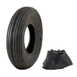 """Marathon 4.00-6/"""" Replacement Pneumatic Wheel Tire and Tube"""