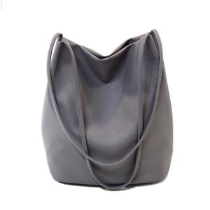 Women-Big-Leather-Handbag-Messenger-Shoulder-Bucket-Bag-Lady-Tote-Purse-Satchel