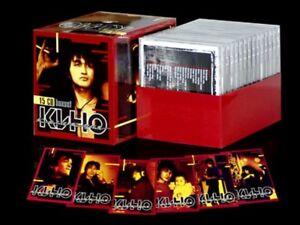 Кино, Виктор Цой: кино. коллекция (15 Cd) Цой кино бокс-сет