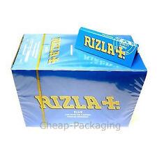 Rizla Blue Rolling Paper Cigarette Papers 100 Booklets Box