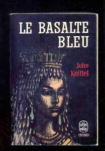 Details Sur John Knittel Le Basalte Bleu Livre De Poche Couverture Forest 1960 Tbe