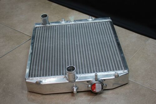 92-00 Honda Civic EG EJ EH EK EM M//T Manual Aluminum 2 Row Radiator B//D Motors