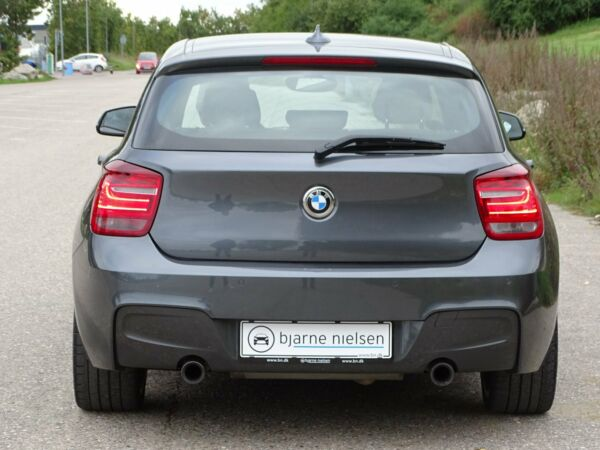 BMW M135i 3,0 M-Sport aut. - billede 4