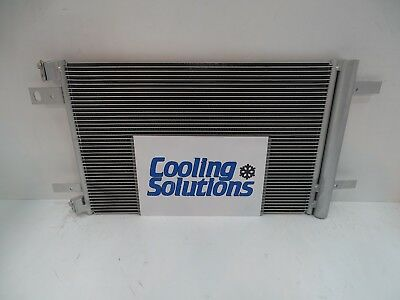 BRAND NEW RADIATOR /& AIR CON CONDENSER MODUS TO FIT CLIO MK3 MULTI EXCHANGER