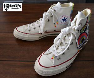 b70b0d796c045a Converse Chuck Taylor All Star AS 70 Hi Pride Parade Rainbow 158420C ...