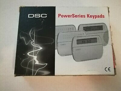 DSC PK5508 PowerSeries 8-Zone LED Keypad Alarm Control