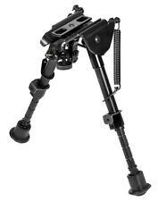 Tactical Compact Height Rifle Bipod Fits Weatherby Vanguard Mark V Winchester 70