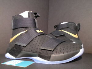 huge sale fe393 91a2e Image is loading 2016-Nike-LEBRON-SOLDIER-X-10-ID-CHAMPIONSHIP-