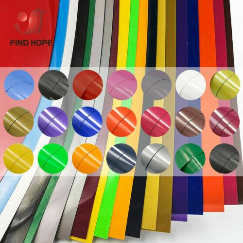 A4 Sheet PU Heat Transfer Vinyl Iron on Fabric T-shirt Press Cut Film Craft DIY