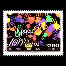 Chile 2011 - 100th Anniversary of the UPAEP Art - Sc 1570 MNH