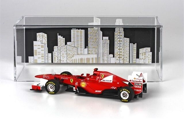 1 43 BBR Ferrari 150  GP Singapur  nº 5 Fernando Alonso 2011 MEGA RARE NEW