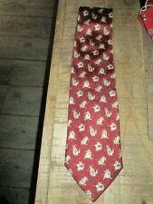 Disney-Ancienne cravate Winnie-100/% soie-Edition limitée-Neuve