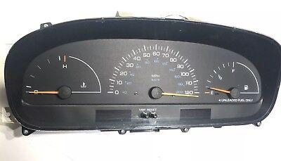 Premium OE 1997-00 Dodge Caravan Instrument Cluster Speedometer Tachco gas