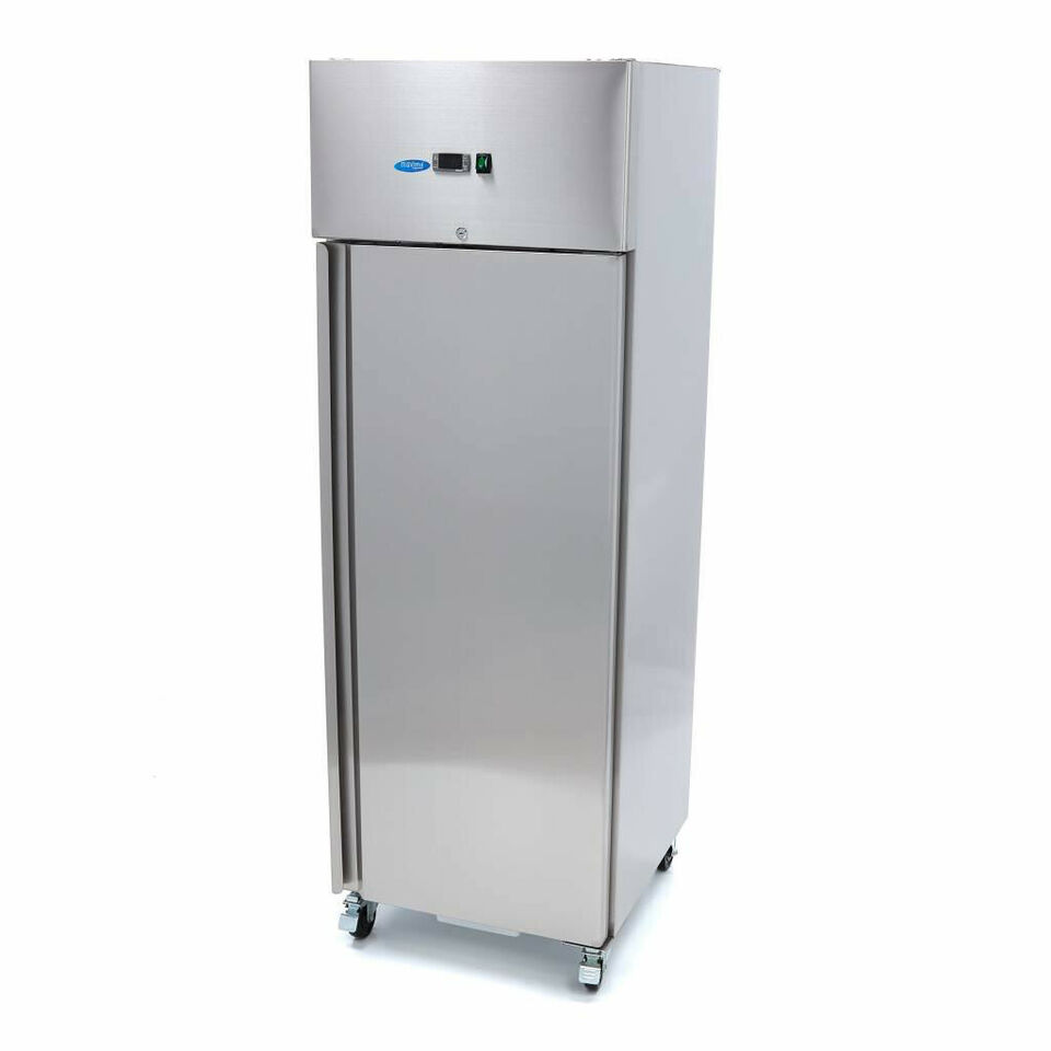 Maxima Luksus køleskab R 400L SN