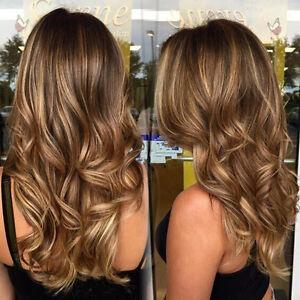 s l300 - Unique Blonde Hair with Dark Lowlights
