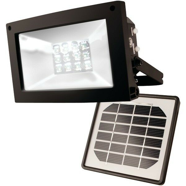 MAXSA INNOVATIONS 40330 Solar-Powerot Floodlight
