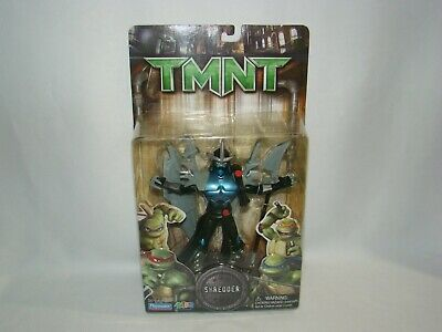 Teenage Mutant Ninja Turtles Tmnt Movie Shredder Figure New 2007 Playmates Ebay