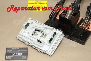 Std reparatur der elektronik steuerung bauknecht