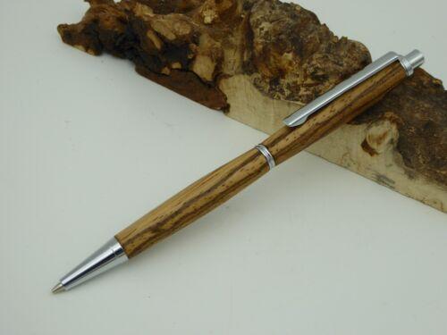 Edelhölzer Schreibgerät-Unikat-Druckbleistift 0,7 Holz handgedrechselt Edelholz