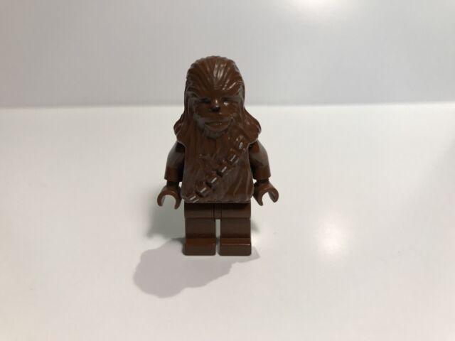 LEGO Star Wars MiniFigure Reddish Brown Chewbacca
