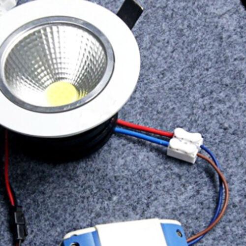30x Car Accessories Cable Connector Quick Splice Lock Wire Terminal Self Locking