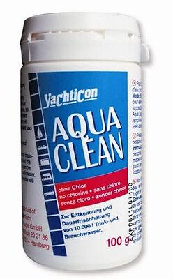 KüHn Desinfektionsmittel Aqua Clean Pulver Yachticon Für 10000l wasser Eine Lange Historische Stellung Haben Zubehör