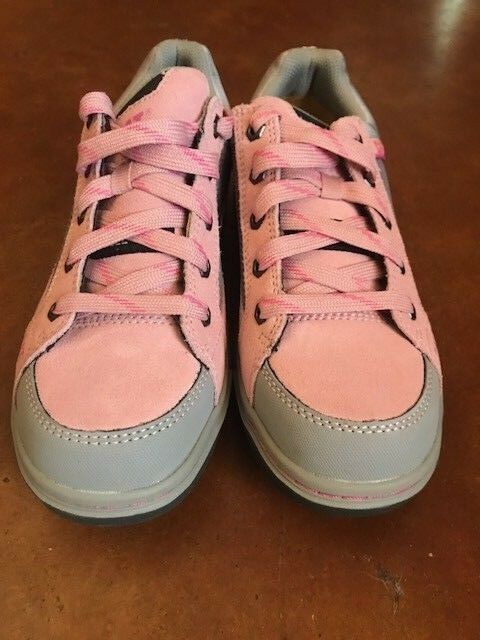 NEW CAT CATERPILLAR WOMEN'S ACE ACE ACE STEEL TOE WORK SHOE PINK 7M FREE SHIPPING e62114