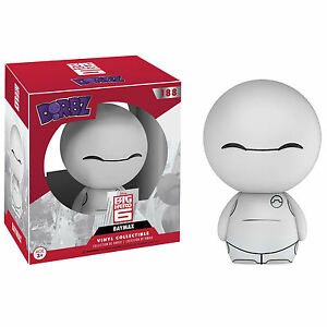 Funko-Disney-Big-Hero-6-Dorbz-Baymax-Vinyl-Figure-NEW-Toys-Superhero-Collectible