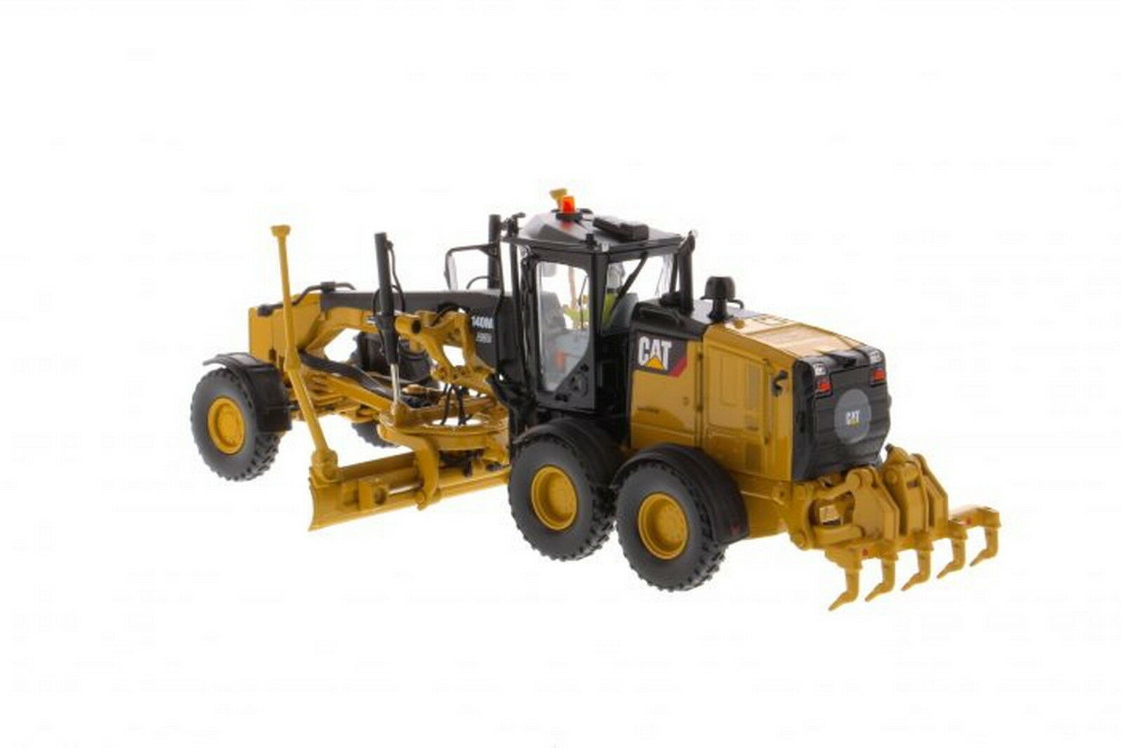 1 50 DM Caterpillar Cat 14M3 14M3 14M3 Motor Grader Diecast Model 48ae71
