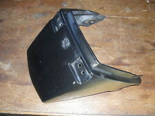 YAMAHA   XZ550  '1983'  REAR LIGHT SURROUND / TAIL UNIT PLASTIC.