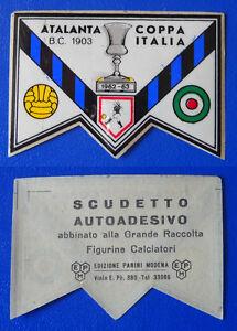 Juventus,Milan,Atalanta scegli.. Panini calciatori 1965//66 scudetto Inter coppa