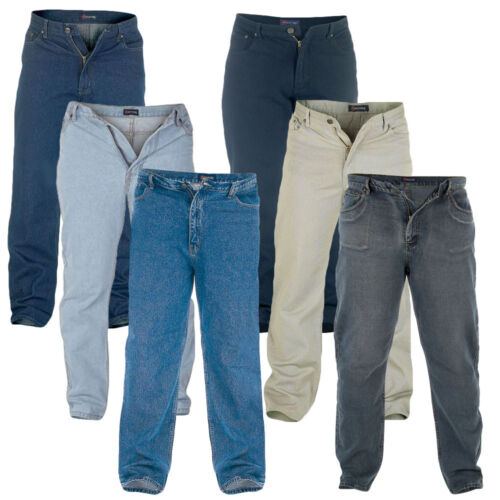 """Mens Quality Rockford large Size Jeans sizes 40/"""" to 58/"""" Waist"""