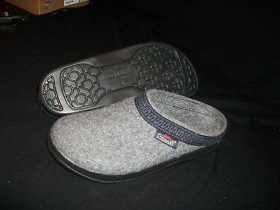Stegmann Men/'s Wool Clog M108P Military Wool Felt Clog with Poly Sole