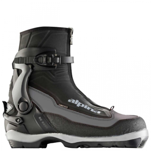 Alpina Sports BC Back Country CrossCountry Nordic Ski Boots NNN - Alpina boots